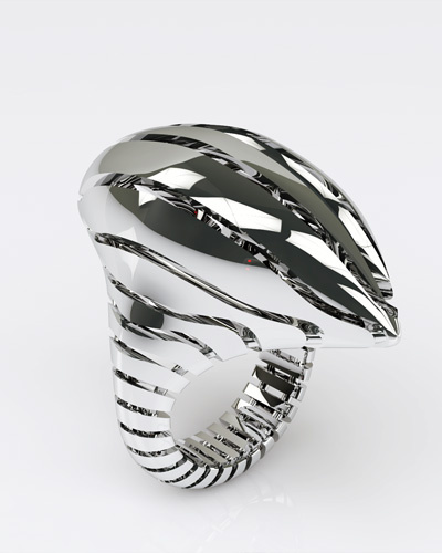 Ring men's Adam | by Advanced Jewel Craft