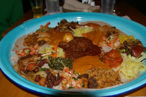 Ethiopian Food U Street