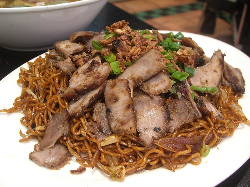 how to make singapore fried noodles
