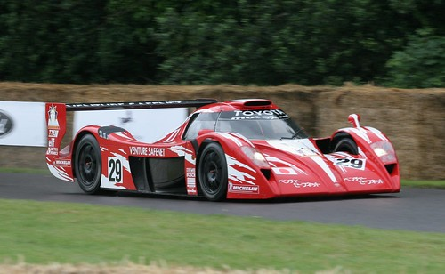 Goodwood festival of speed 07 Toyota Gtone | by richebets