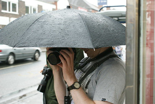Photography in the rain | by tim ellis