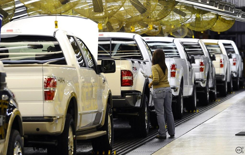 Ford Kansas City >> Ford Kansas City Assembly Plant Employees Celebrate The Pr Flickr