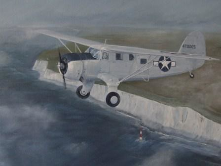 Image result for glenn miller's plane disappears over the english channel