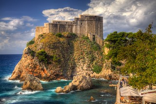 dubrovnik_outpost_tonemapped | by Bruce Stribling