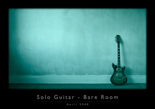 Solo Guitar - Bare Room | by cas lad