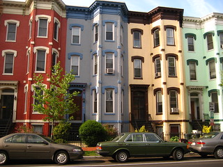 row houses in dc | by tvol