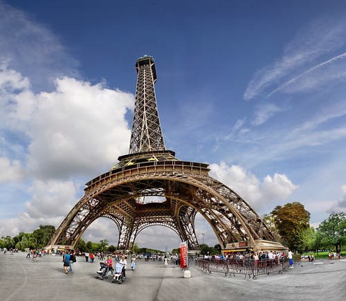tour eiffel paris france 36 pictures stitched canon 5d flickr. Black Bedroom Furniture Sets. Home Design Ideas