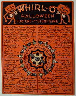 Vintage Halloween Game | by riptheskull