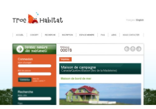 troc habitat site internet d 39 change d 39 habitats avec ins flickr. Black Bedroom Furniture Sets. Home Design Ideas