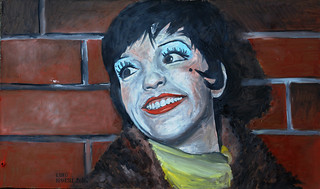 Liza Minnelli | by gabriela and ildiko berkesel