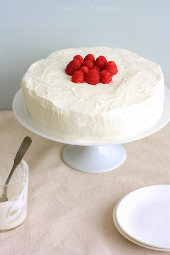 Raspberry Tres Leches Birthday Cake | by Xiaolu // 6 Bittersweets