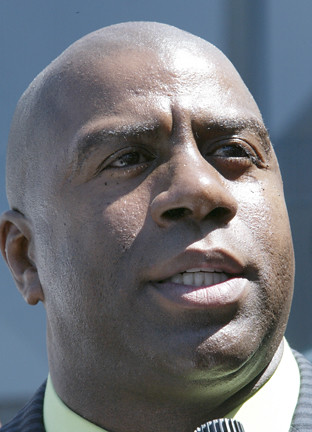 "Earvin ""Magic"" Johnson on '07 
