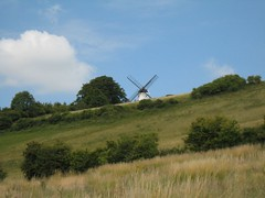 the windmill owned by hayley mills in turville | by kerryinlondon