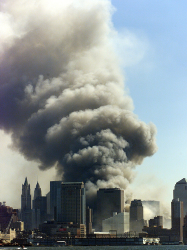 WORLD TRADE CENTER 9-11-01 | by Coast Guard News