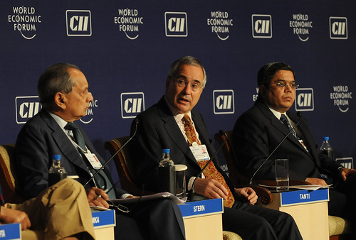 Nicholas Stern - India Economic Summit 2008 | by World Economic Forum