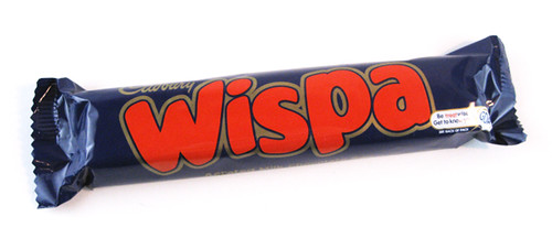 Cadbury Wispa Wrapper | by princess_of_llyr