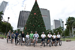 Group Shot Bayfront Tree | by bikemiami08