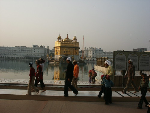 A View of Golden Temple | by kvirk