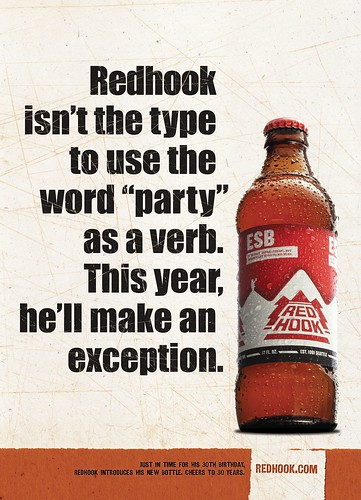 partyasaverb | by Redhook Brewing