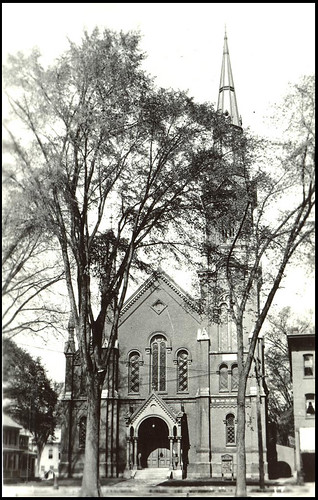 Baptist Church, Court Street, Keene NH | by Keene and Cheshire County (NH) Historical Photos