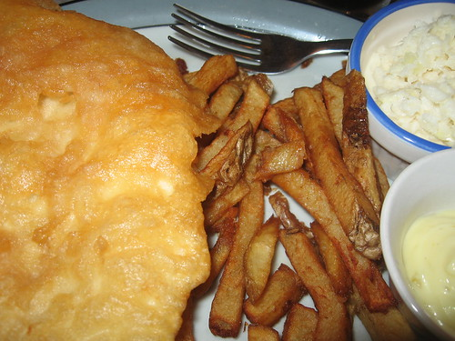 A Nice plate of Fish and Chips | by Kevin Wardrop