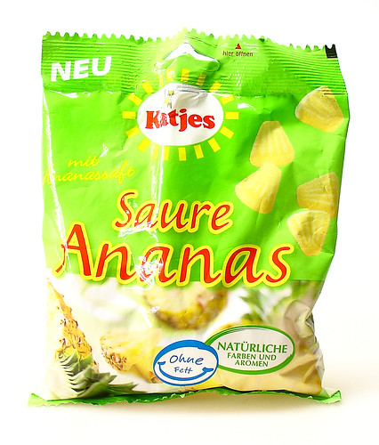 Saure Ananas (Sour Pineapple) | by cybele-