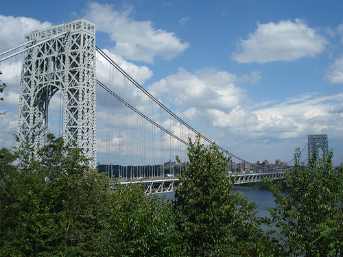 George-Washington-Bridge | by PilotGirl