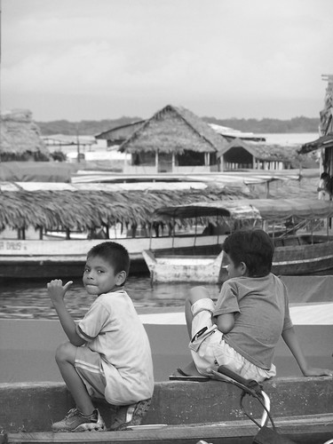 Iquitos Docks. Peru | by The Hungry Cyclist