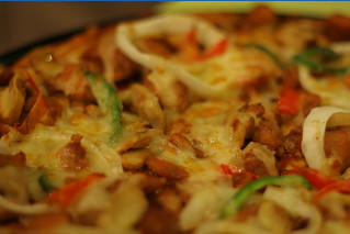 Hickory BBQ Chicken Overload Pizza by Greenwich | by karlaredor