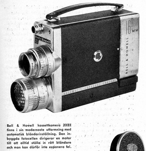 16mm bell and howell | by projectkevp