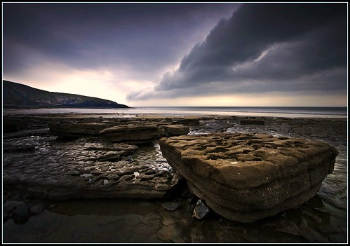 Post Storm Dunraven | by AJ Scapes