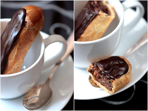 Chocolate Eclairs | by tartelette