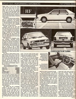 Hot Hatches 1984 5 | by Trigger's Retro Road Tests!