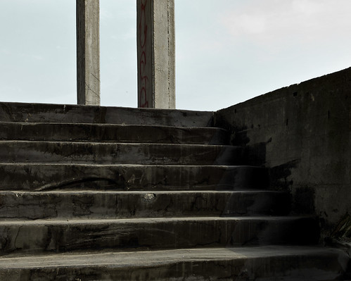 composition with stairs | by acph