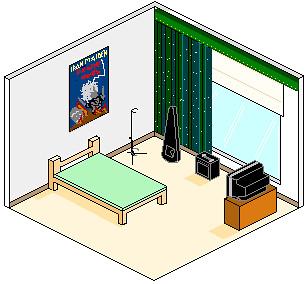 El cuarto de mi Hermano | hecho por mi hermano le enseñé lo … | Flickr
