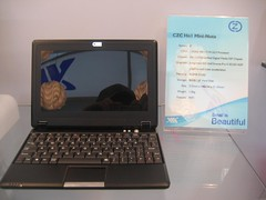 VIA @ Computex 2008 | by Netbooknews