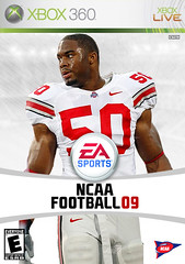 NCAA 09 Cover | by buttonMasher