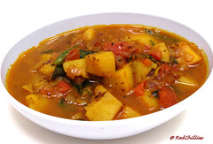 Potato Curry | by .redchillies