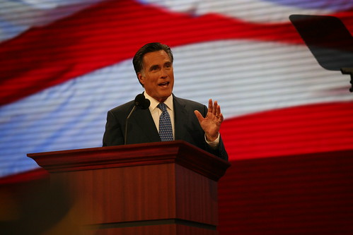 Mitt Romney | by NewsHour