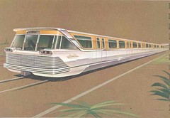 Proposed Mass Transit Vehicle 1962 | by Metro Transportation Library and Archive