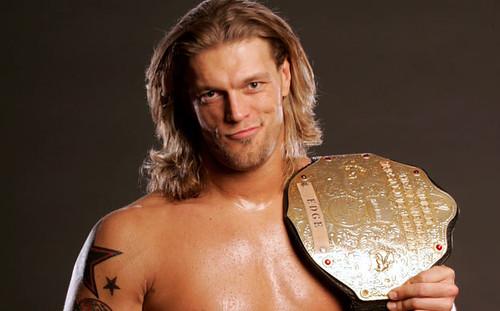 Resultado de imagem para edge world heavyweight champion