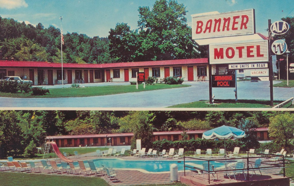 Banner Motel - Binghamton, New York