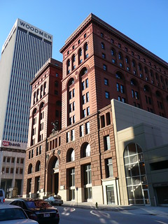 Omaha ne omaha national bank building on the national for Architecture firms omaha ne