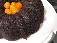 Suzanne Goin 70's Chocolate Bundt Cake | by alice q. foodie