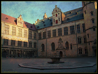 Kronborg castle (internal courtyard) | by Andrea Rapisarda