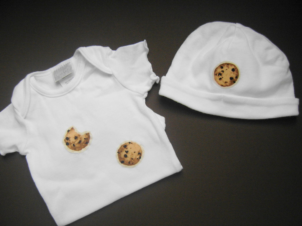 16eb8864a Smart Cookie Newborn Onesie and Hat | The Trendy Tot | Flickr