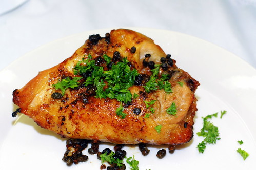 chicken piccata | by sassyradish