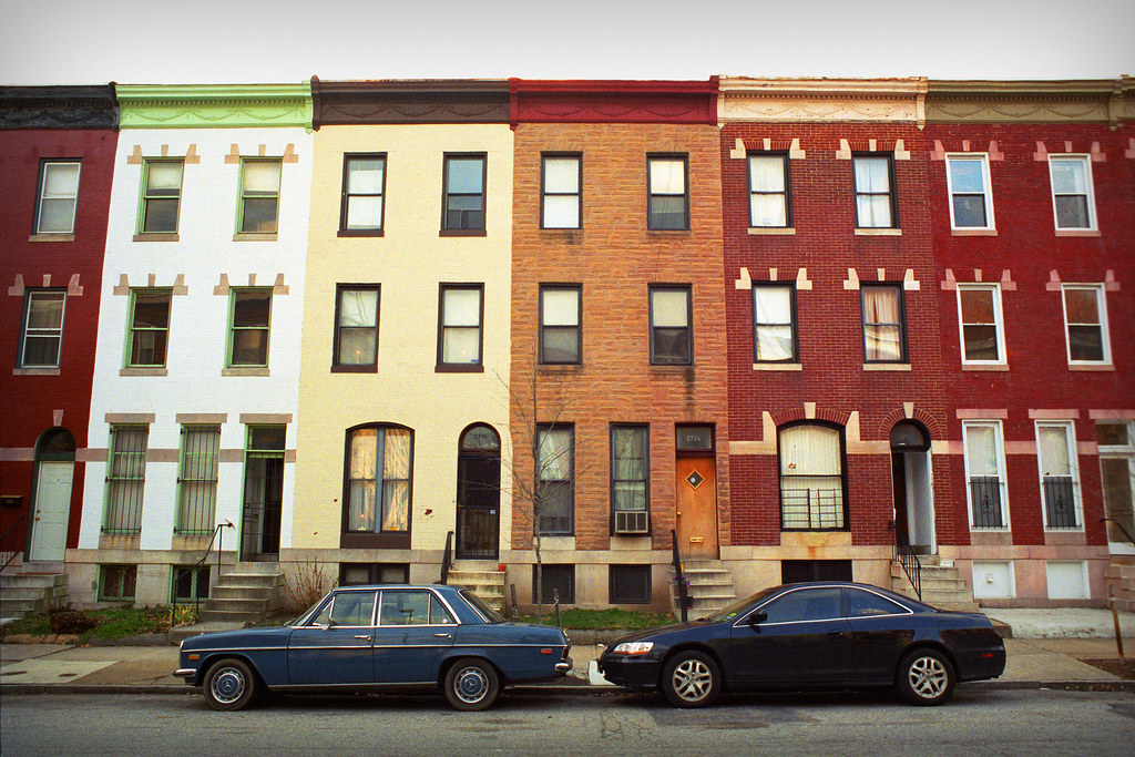 Baltimore Rowhouse | By Jabrah15 Baltimore Rowhouse | By Jabrah15
