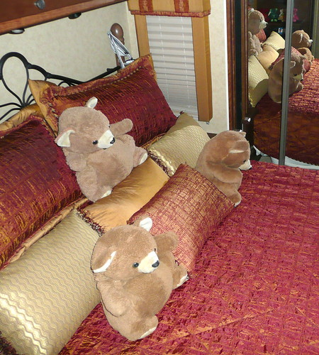 Bears on the Bed