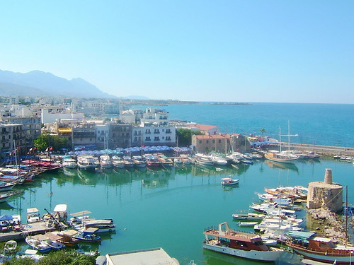 Kyrenia Harbour | by greenacre8